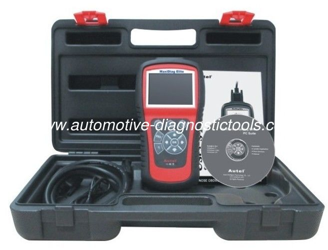 Autel Maxidiag Elite MD703 Diagnostic Scan Tool , OBDII Code Scanner for GM, , Chrysler