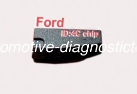 4C Chip Auto Key Transponder Chip, Car Key Transponder For