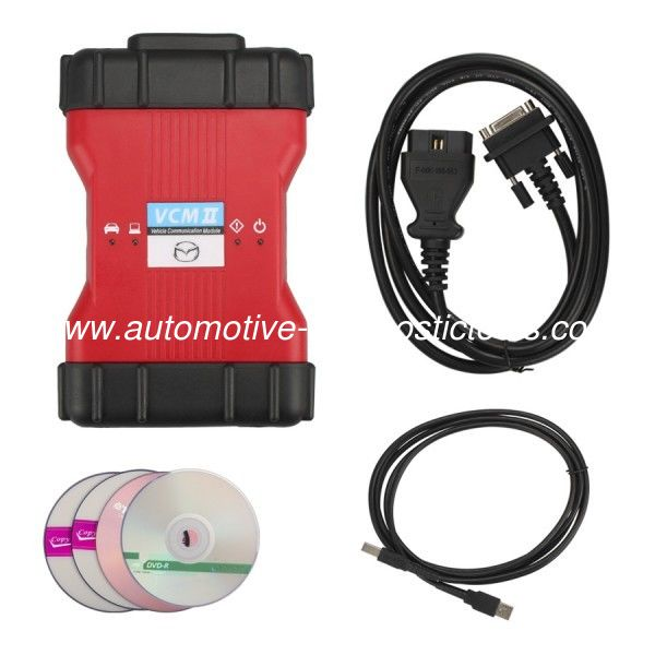 NEW VCM2 VCMII For LandRover & Jaguar And Mazda Support Mazda Vehicles After 1996 Year Till