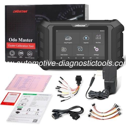 OBDSTAR ODO Master X300M + Odometer Correction Tool for Odometer Adjustment/Oil Reset/OBDII Functions