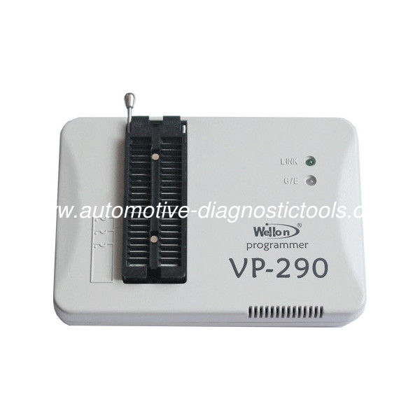 Multi-Language Wellon Programmer VP290, Car ECU Programmer Interface with LAPTOP, PC