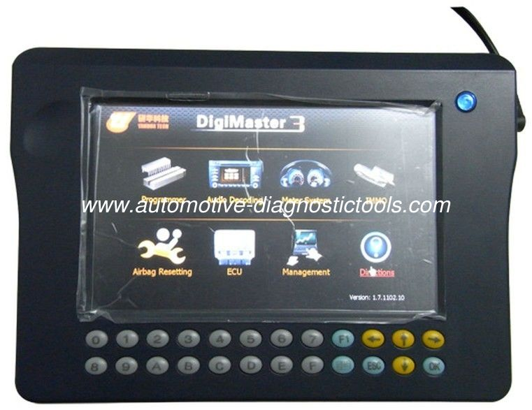 Digimaster 3 Digimaster III Original Odometer Correction Tool for ECU Programming ,Audio decoding , PIN Code Reading.