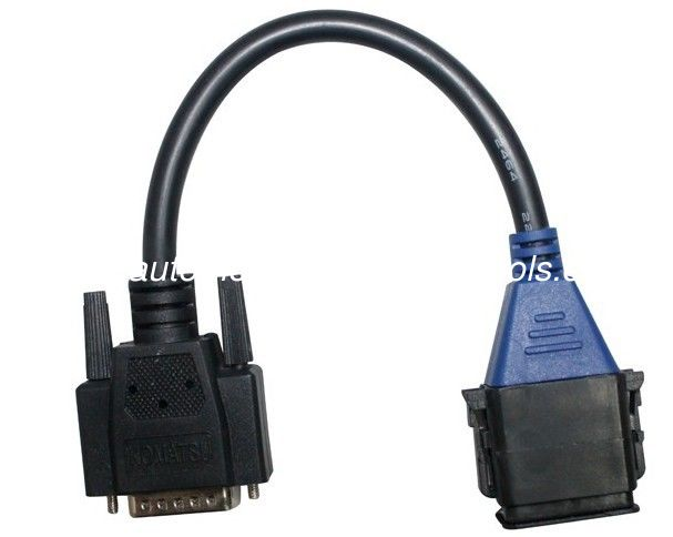 NEXIQ 125032 USB Link + Software Diesel Truck Diagnose --Komatsu Cable